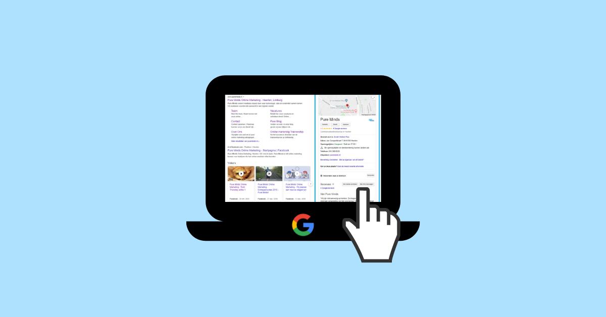 Onderzoek naar het gebruik van Google Mijn Bedrijf in Heerlen!