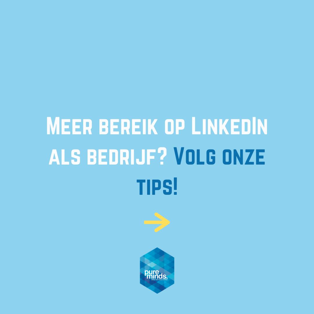 LinkedIn tips!