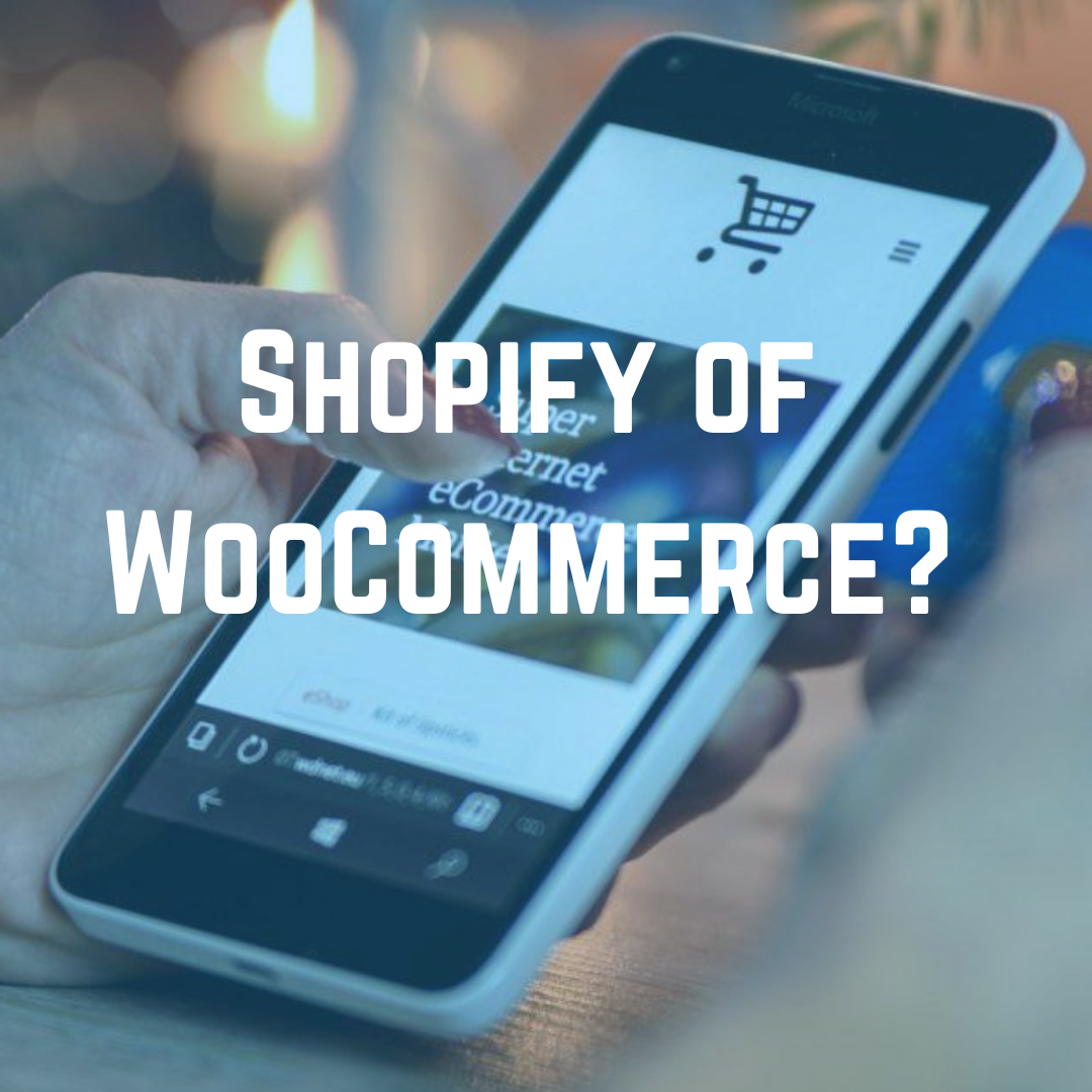 Shopify of WooCommerce blog