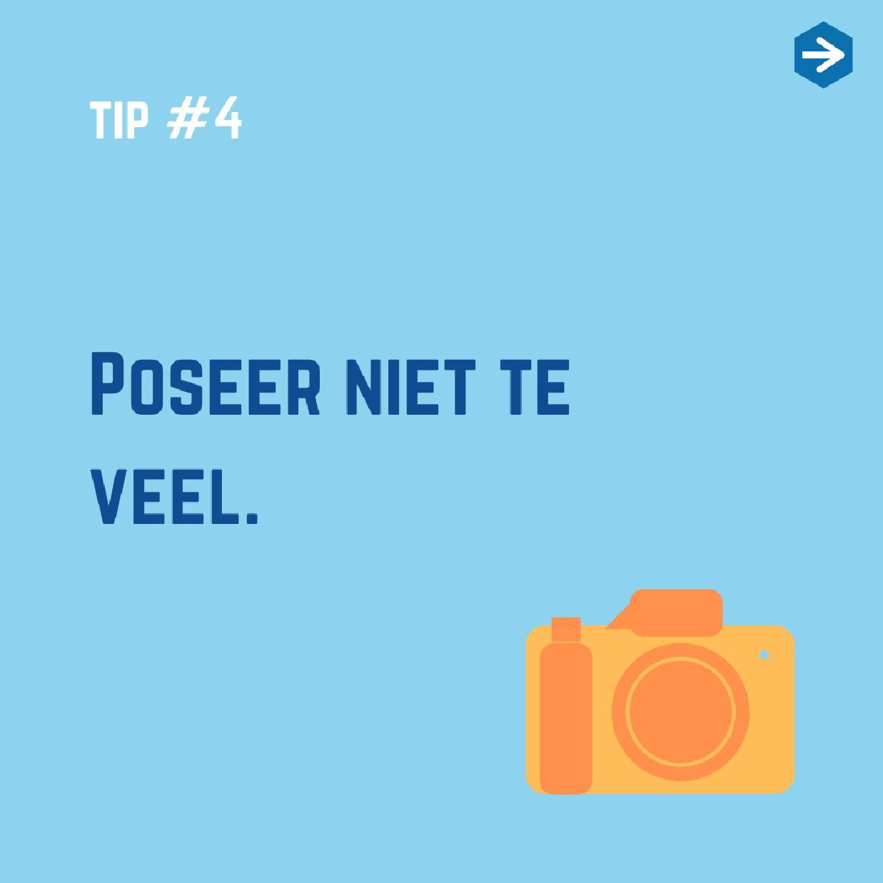 tip 4 fotografie