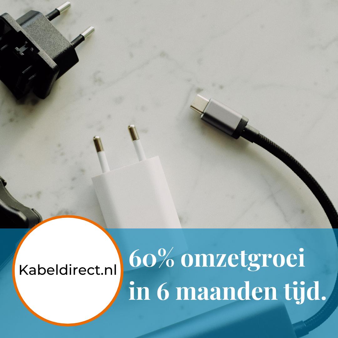 Onze succesverhalen: Kabeldirect.nl