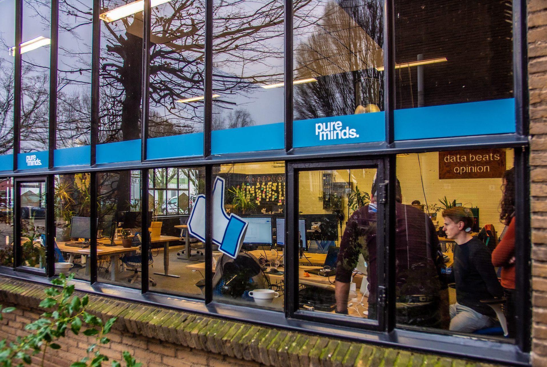 Traineeship bij Pure Minds: de eerste 6 weken vlogen voorbij